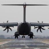 L'A400M passe avec succès ses tests de décollage et d'atterrissage sur herbe
