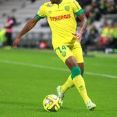FC Nantes: Georges-Kevin Nkoudou devrait partir, Marseille s'est positionné