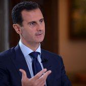 """""""Nous sommes sur le chemin de la victoire"""", Bachar al-Assad se confie à des médias français"""