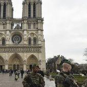 Attentats déjoués à Paris: Le commando de femmes mis en examen et écroué