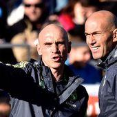 Real Madrid: Mais qui est David Bettoni, l'adjoint-ami de Zidane?