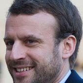 La barbe de trois jours d'Emmanuel Macron séduit les internautes