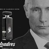 VIDEO. Un parfum inspiré par Vladimir Poutine fait plisser le nez en Russie
