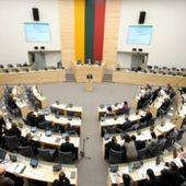 Lituanie : Débat cet automne sur l'interdiction d'adoption par des couples homosexuels