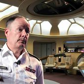NSA Chief's Former War Room Was Modelled After The Starship Enterprise