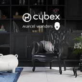 CYBEX by Marcel Wanders - Stylish Kid's Furniture for Modern Parents