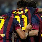 El Barça se lleva el primer 'clásico' de la nueva era