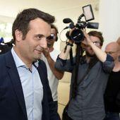 Florian Philippot annonce qu'il quitte le Front national
