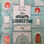 H.Ô.T.E.L Summertime, tome 1 : Amy - Louise Byron