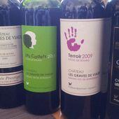 LES GRAVES DE VIAUD, COTES DE BOURG - Emmanuel Delmas, Sommelier & Consultant en vins, Paris