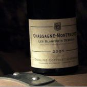 COFFINET DUVERNAY, CHASSAGNE