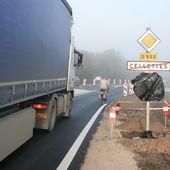 Cellettes - Blois : Une future voie verte ? (D956) - Bougez autrement à Blois - Bougez autrement dans le val de Loire