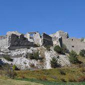 SAVOIE : les forts de l'Esseillon 3: Fort Charles Félix - le blog docroger