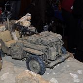 Figurines LUGDUNUM 2012 3/3 Du faible au fort : La Jeep SAS - le blog docroger
