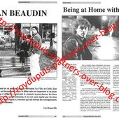 1992/03 - Jean Beaudin / Interview - ROY DUPUIS EUROPE