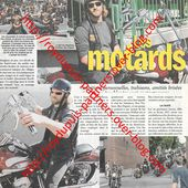 "2002/08 - ""Last Chapter II"" / Les motards envahissent Sainte-Anne-de-Bellevue - ROY DUPUIS EUROPE"