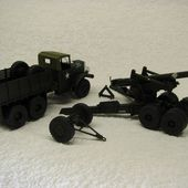 Canon Long Tom au 1/48ème (ASAM) -