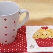Le rug mug... ou tapis de tasse - Les chroniques de Frimousse