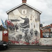 385) Willowfield Avenue, South Belfast - muralsirlandedunord