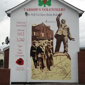 384) Willowfield Avenue, South Belfast - muralsirlandedunord