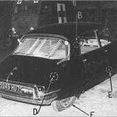 1962 : 'C'était tangent' au PETIT CLAMART