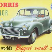Morris Minors: on tour en Bretagne