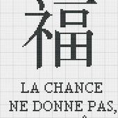 grille 27 - proverbe chinois