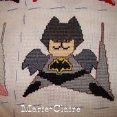 Katcoz Batman de marie-Claire - Chez Mamigoz