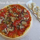 La Pizza du Petit Bistro de Mamigoz - Chez Mamigoz