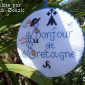 """ Circle Design Two "" ....Le Tutoriel - Chez Mamigoz"