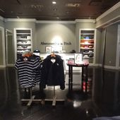 Retail Playlist Mall of America : n°5 Abercrombie et Fitch