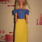 Tutoriel - Barbie Blanche Neige - Passionnement Créative