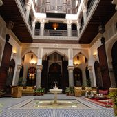 Architecture artisanale marocaine - Last night in Orient