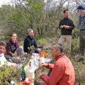 TOURISME SCIENTIFIQUE à l'EAU RELIE 15 avril 2012 - SPELEO CLUB DU BEAUSSET Lei Garri Grèu