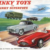 LISTE DES CATALOGUES DINKY TOYS FRANCE - car-collector.net