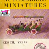 REPERTOIRE MONDIAL DES AUTOMOBILES MINIATURES GEO-CH. VERAN - WORLD DIRECTORY OF MODELS CARS - - car-collector