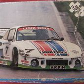 PORSCHE 935 EN MINI PUZZLE 54 PIECES EDITIONS SCHMID - car-collector.net