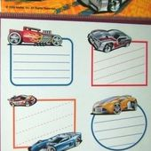 LOT 3 PLANCHES STICKERS HOT WHEELS PANINI FRANCE - car-collector.net