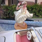 FORD THUNDERBIRD CABRIOLET MARILYN MONROE 1/36 CORGI - car-collector.net