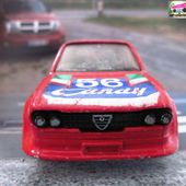 ALFA ROMEO ALFASUD CANDY #56 SOLIDO 1/43 - car-collector.net