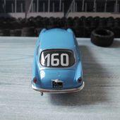 ALFA ROMEO GIULIETTA SPRINT VELOCE TARGA FLORIO 1957 MANFREDI PIAZZA - car-collector
