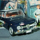 LES MODELES POLICE ITALIE - car-collector.net