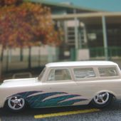 AMC RAMBLER WAGON 1960 JOHNNY LIGHTNING 1/64 - car-collector.net