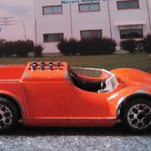 AMC PHASE II 343 V8 POLITOYS 1/43 - car-collector.net
