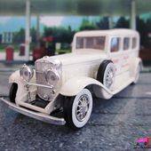 CADILLAC V15 1931 AMBULANCE DENVER 1/43 SOLIDO L'AGE D'OR - car-collector.net