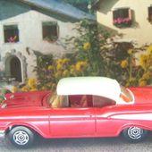 CHEVROLET BEL AIR 1/43 CORGI -CHEVY BELAIR - car-collector.net