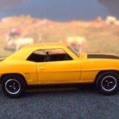 CHEVROLET CAMARO 1969 MATCHBOX 1:62 - car-collector.net