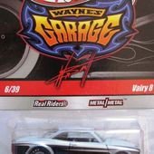 VAIRY 8 CHEVROLET CORVAIR VAIRY 8 HOT WHEELS 1/64 - car-collector