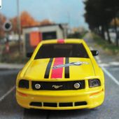 FORD MUSTANG GT BURAGO 1/43 SERIE STREET TUNERS - car-collector.net