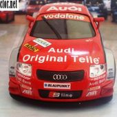 AUDI TTR DTM 2003 CHRISTIAN ABT BURAGO 1/32 - car-collector.net